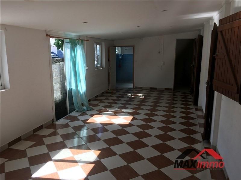 Vente maison / villa Saint-louis 110000€ - Photo 3