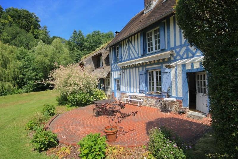 Vente de prestige maison / villa Glanville 890000€ - Photo 3
