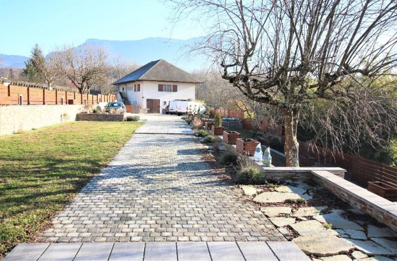 Vente maison / villa Gresy sur aix 474750€ - Photo 1