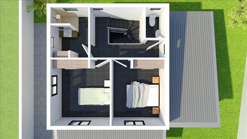 Sale house / villa Les avirons 372000€ - Picture 7