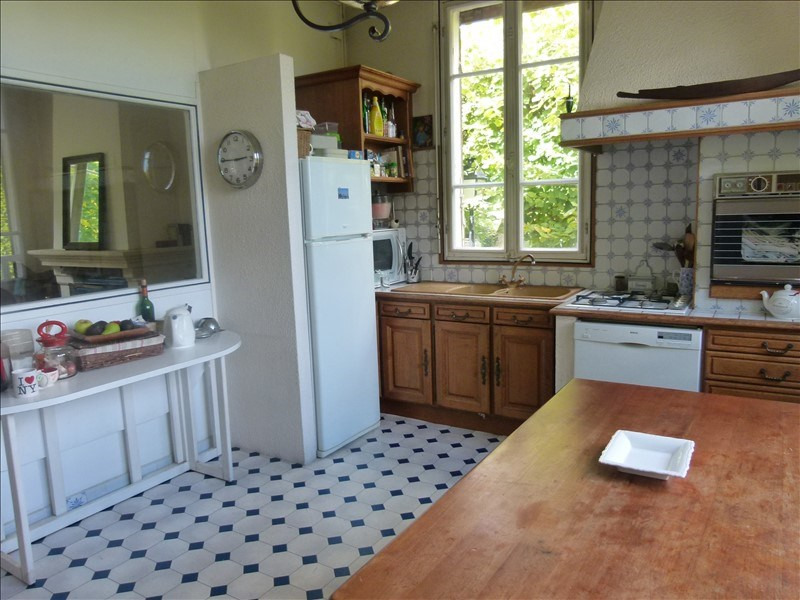 Vente maison / villa Montfort l amaury 599000€ - Photo 7