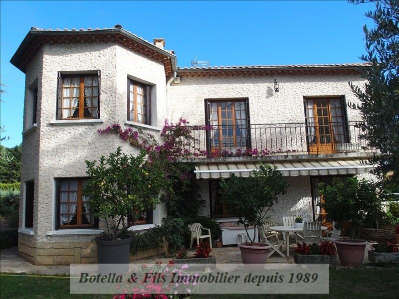 Verkoop  huis Bagnols sur ceze 319000€ - Foto 5