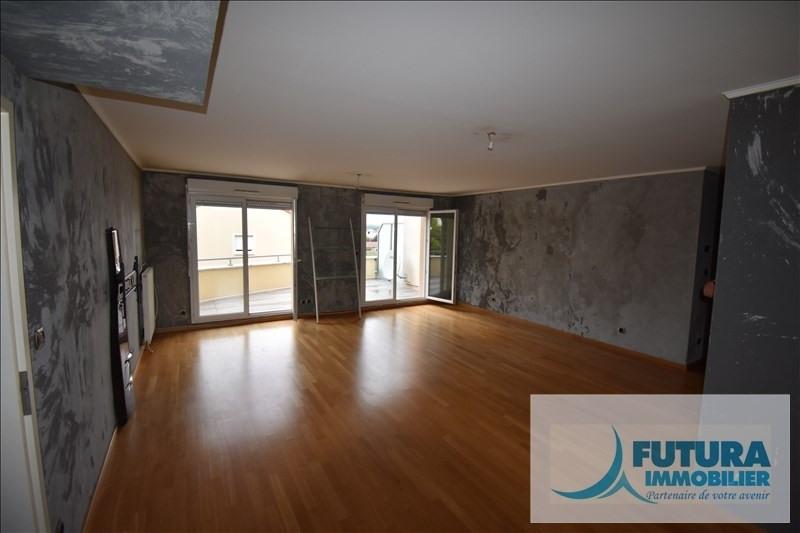 Sale apartment Bousse 215000€ - Picture 2