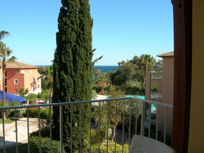 Location vacances appartement Les issambres 525€ - Photo 1