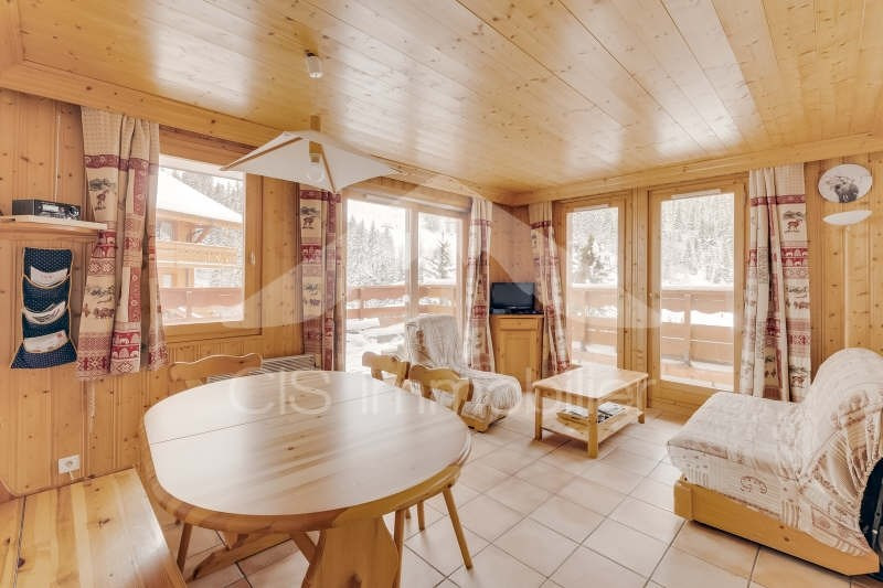 Deluxe sale apartment Meribel 580 000€ - Picture 1