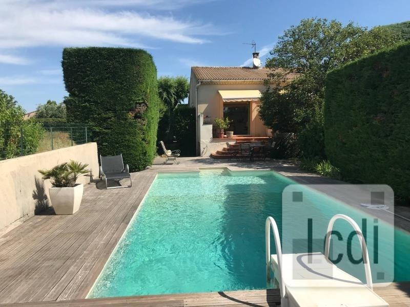 Vente maison / villa Cléon-d'andran 285000€ - Photo 1