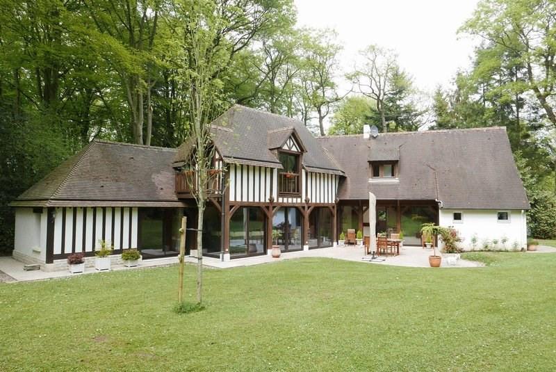 Revenda residencial de prestígio casa Pont l eveque 574750€ - Fotografia 1