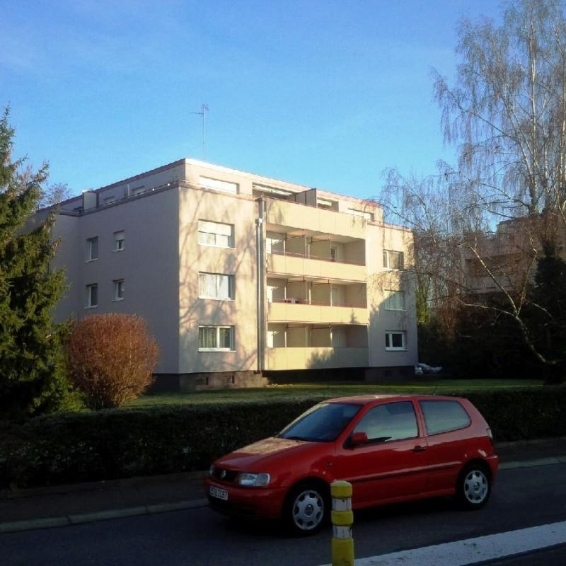 Rental apartment Illkirch graffenstaden 782€ CC - Picture 1