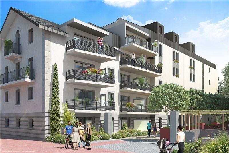Vendita appartamento Aix les bains 201000€ - Fotografia 1