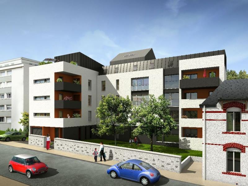 Location appartement Nantes 687€ CC - Photo 1
