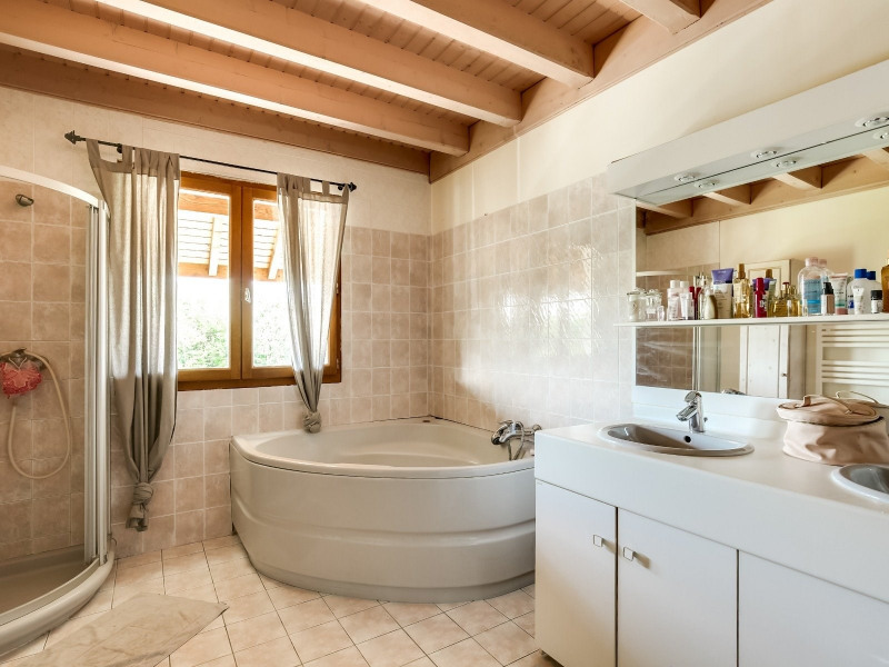 Immobile residenziali di prestigio casa Trevignin 635000€ - Fotografia 8