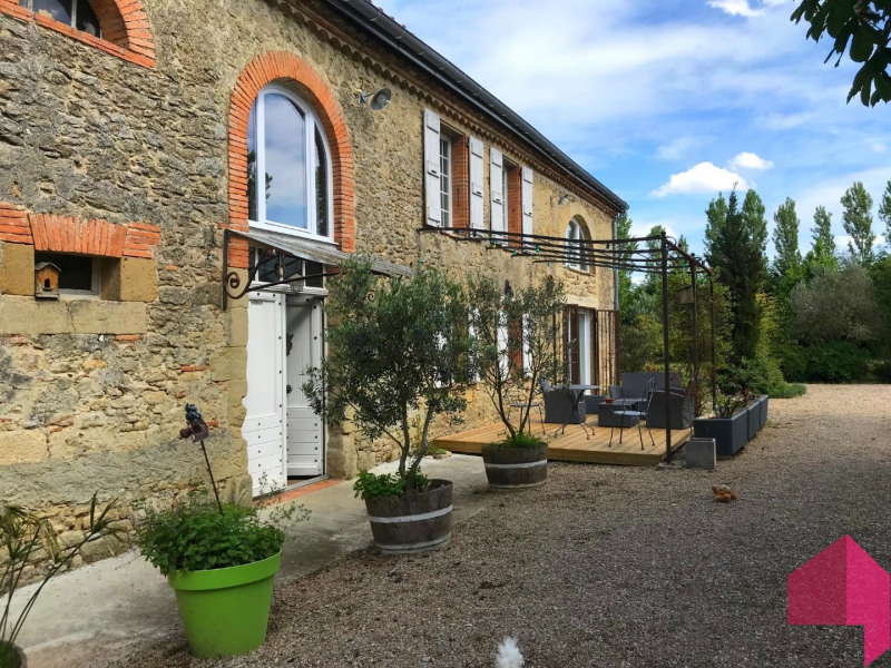 Deluxe sale house / villa Saint felix lauragais 472 000€ - Picture 3