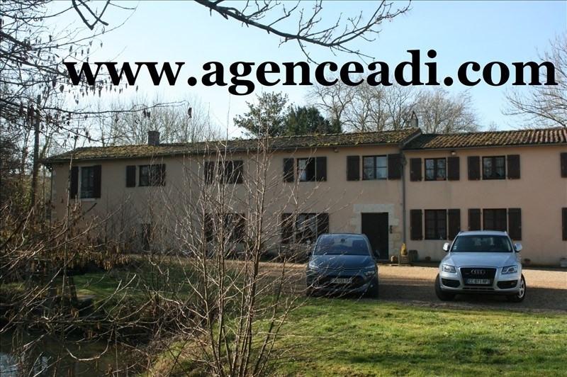 Vente maison / villa La mothe st heray 332800€ - Photo 1