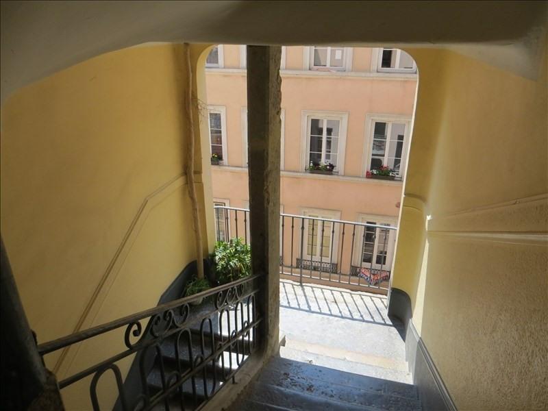 Verkoop  appartement Lyon 1er 205000€ - Foto 6