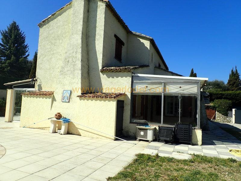 Viager maison / villa La gaude 340000€ - Photo 7