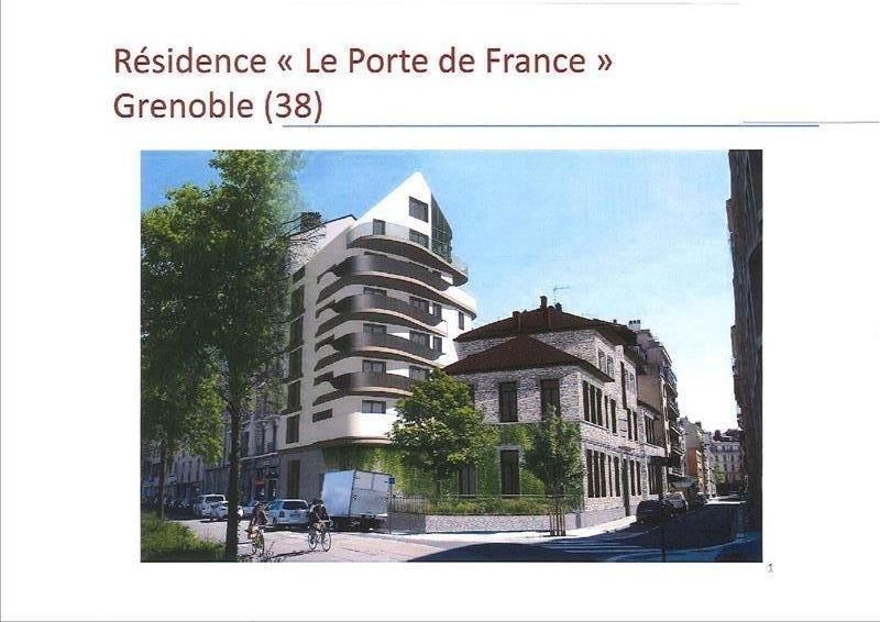 Deluxe sale apartment Grenoble 330000€ - Picture 1