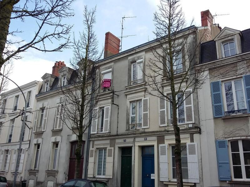 Location appartement Angers 336€ CC - Photo 1