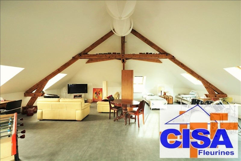 Sale house / villa Fleurines 448000€ - Picture 9