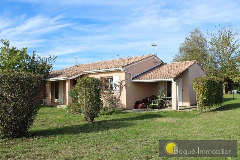 Sale house / villa St lys 286000€ - Picture 4
