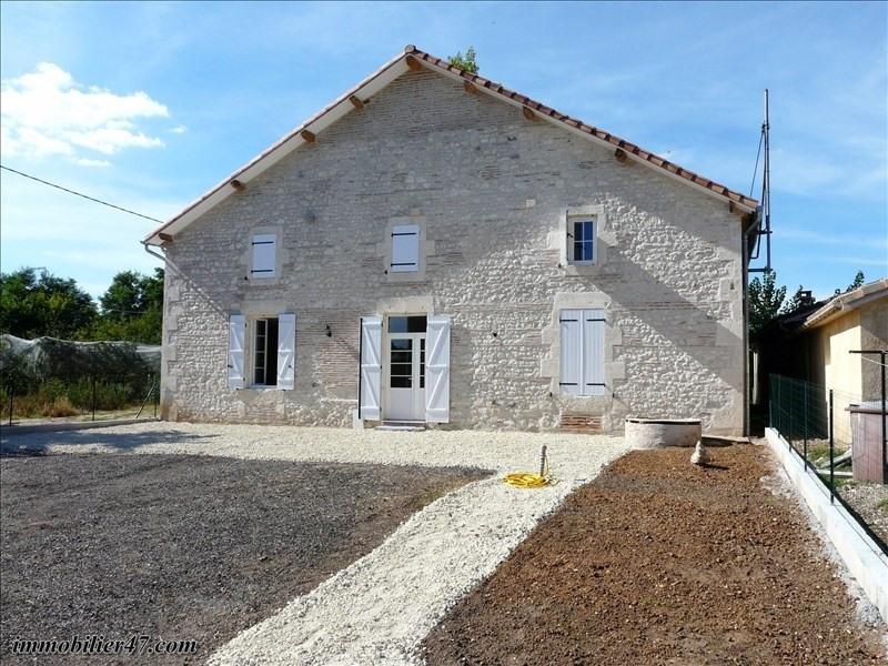 Location appartement Lafitte sur lot 600€ CC - Photo 2
