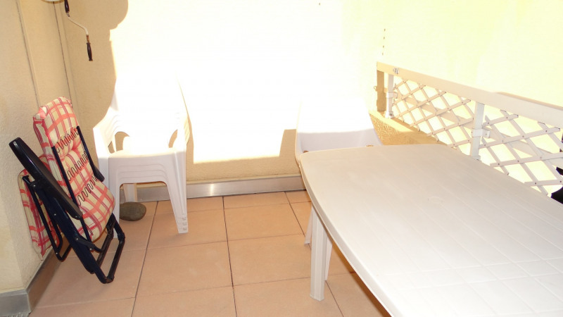 Vacation rental apartment Cavalaire sur mer 550€ - Picture 2