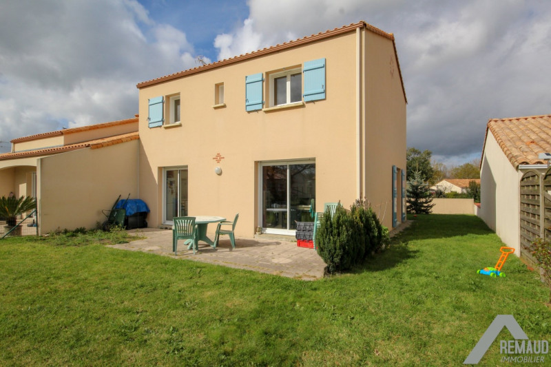 Rental house / villa Saligny 680€ CC - Picture 1