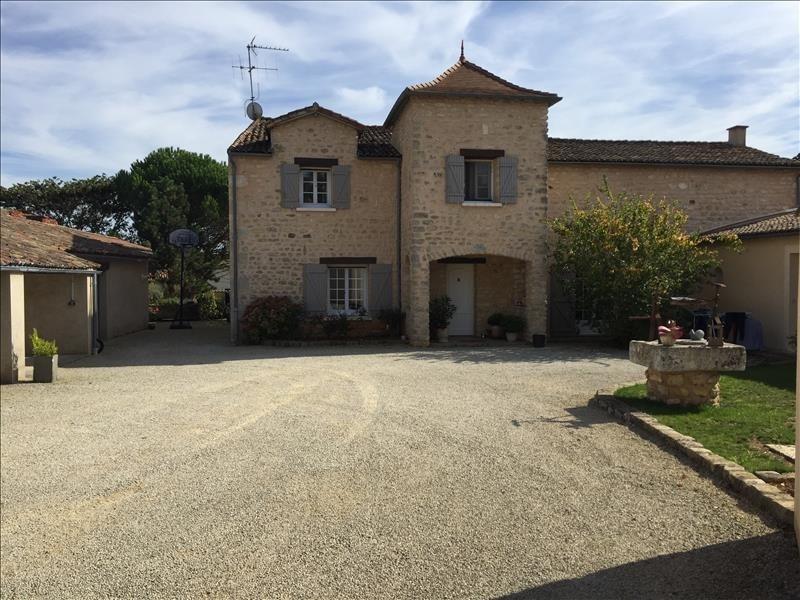 Vente maison / villa Vouneuil sous biard 448000€ - Photo 1