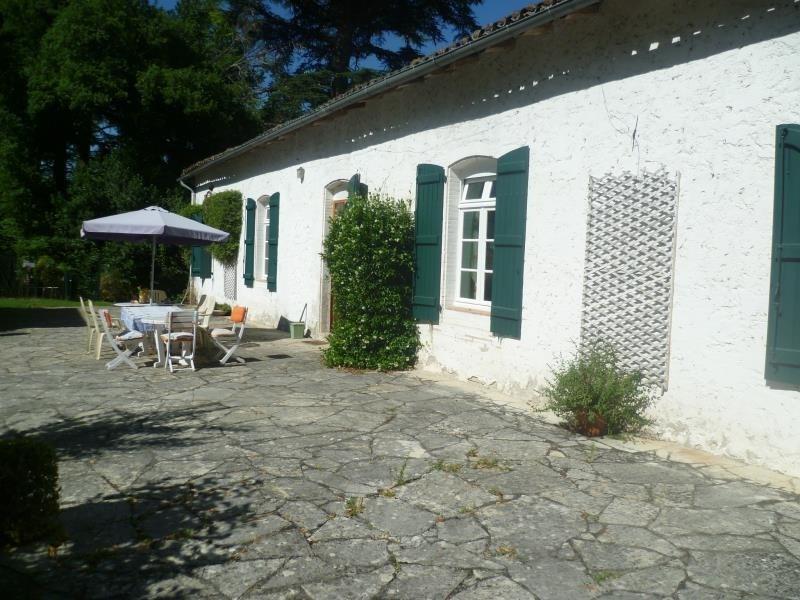 Deluxe sale house / villa Montaigu de quercy 499000€ - Picture 2