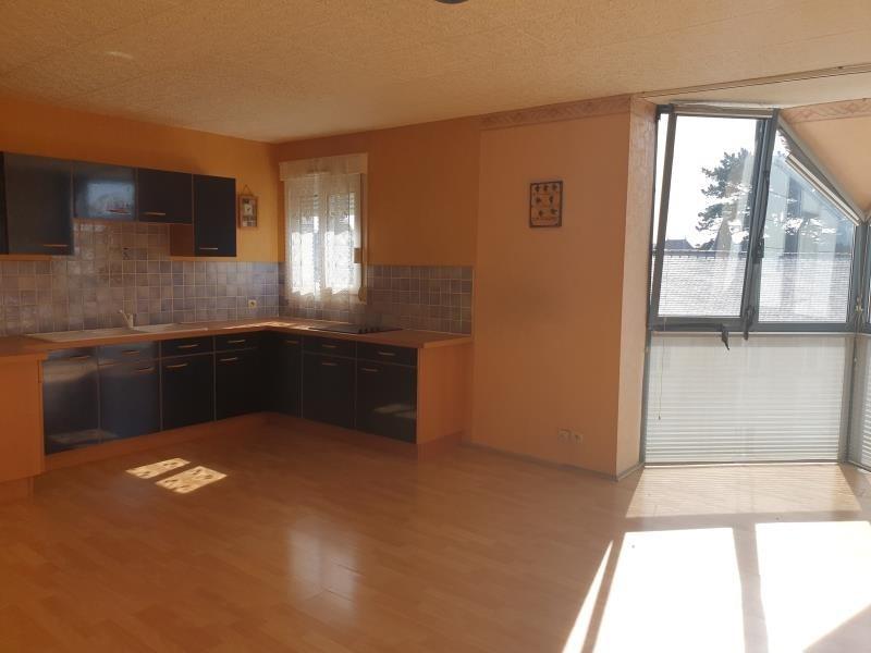Sale apartment Lannion 65500€ - Picture 2