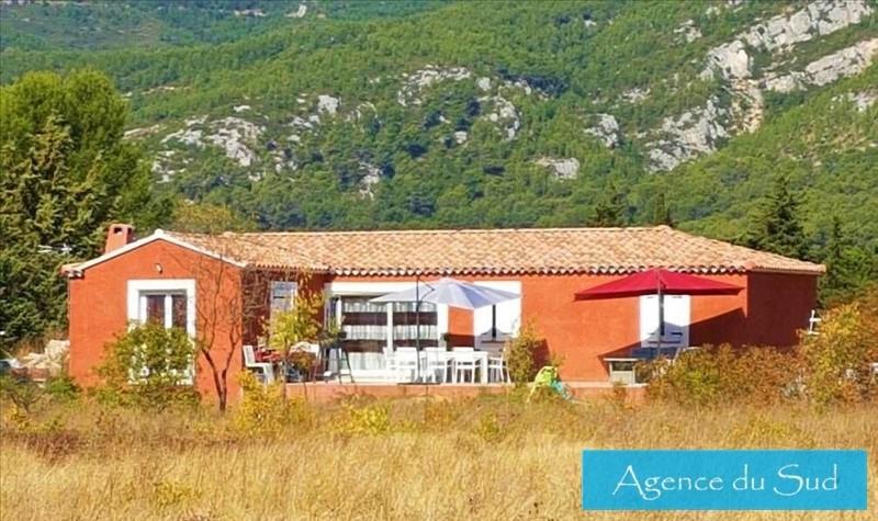 Vente maison / villa Cuges les pins 535000€ - Photo 1