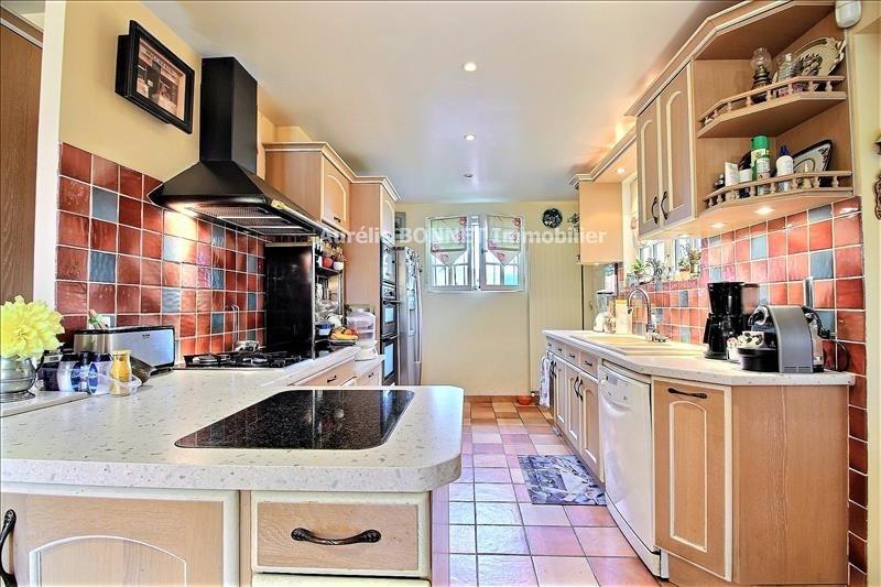 Vente de prestige maison / villa Canapville 588000€ - Photo 7