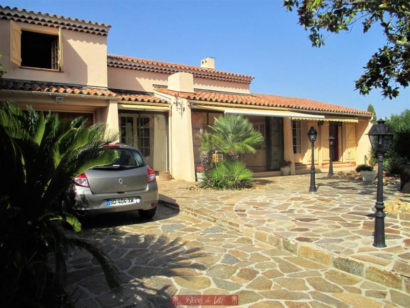 Sale house / villa Bormes les mimosas 549900€ - Picture 1
