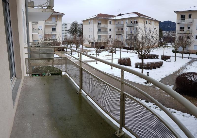 Rental apartment Bellignat 395€ CC - Picture 9