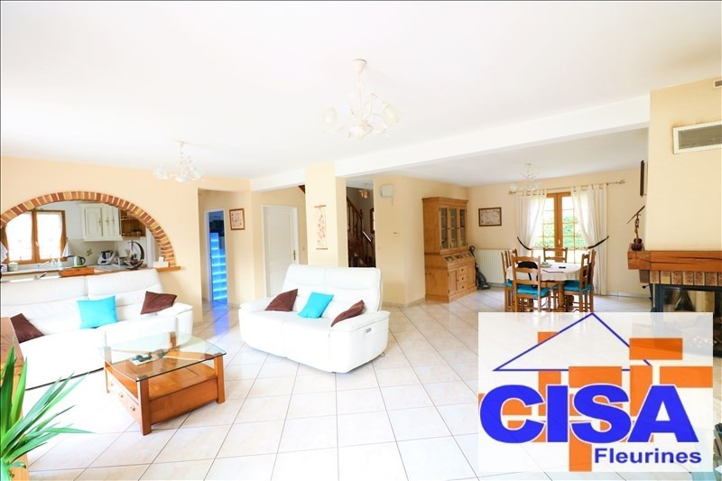 Vente de prestige maison / villa Roissy en france 569 000€ - Photo 4