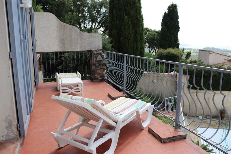 Vacation rental house / villa La croix valmer 3 000€ - Picture 24