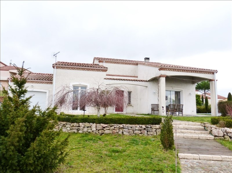 Sale house / villa Puygouzon 365000€ - Picture 1