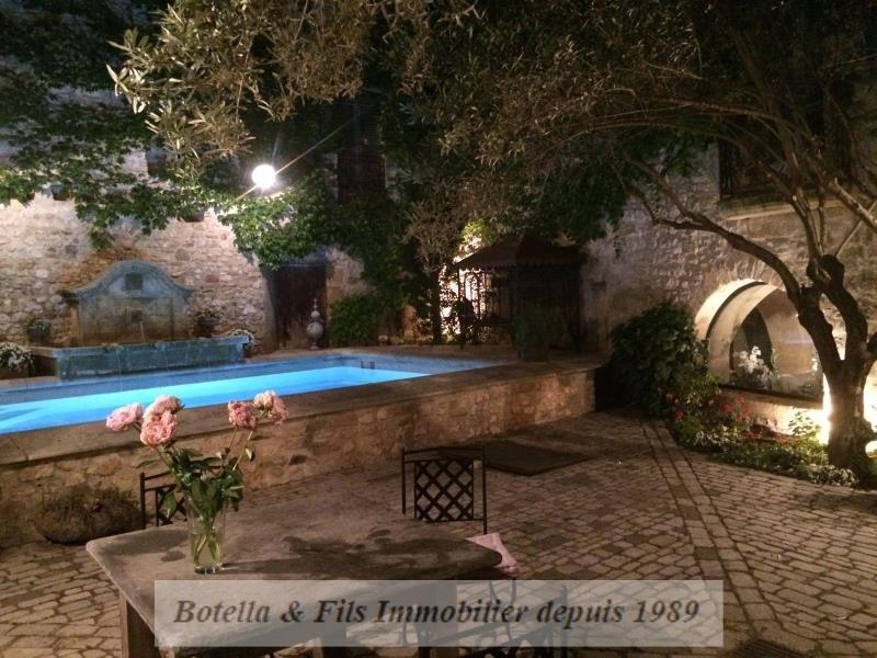 Vente de prestige maison / villa Uzes 1198000€ - Photo 1