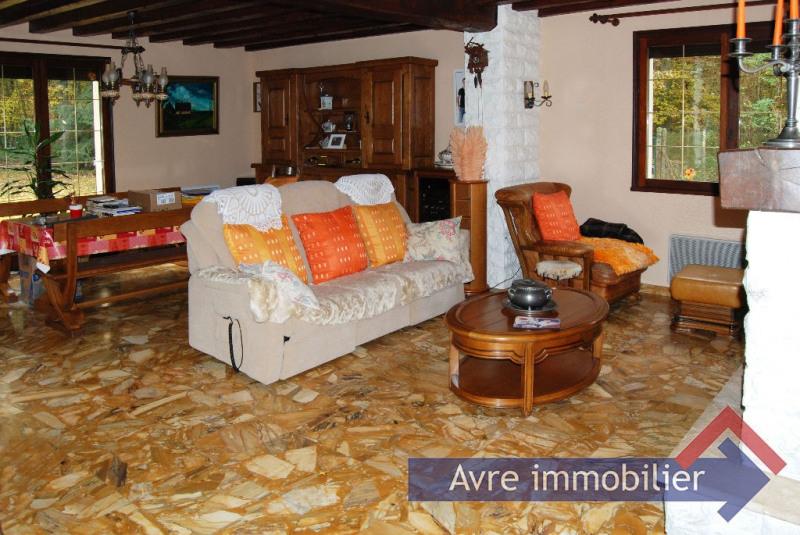 Sale house / villa Verneuil d'avre et d'iton 303000€ - Picture 2