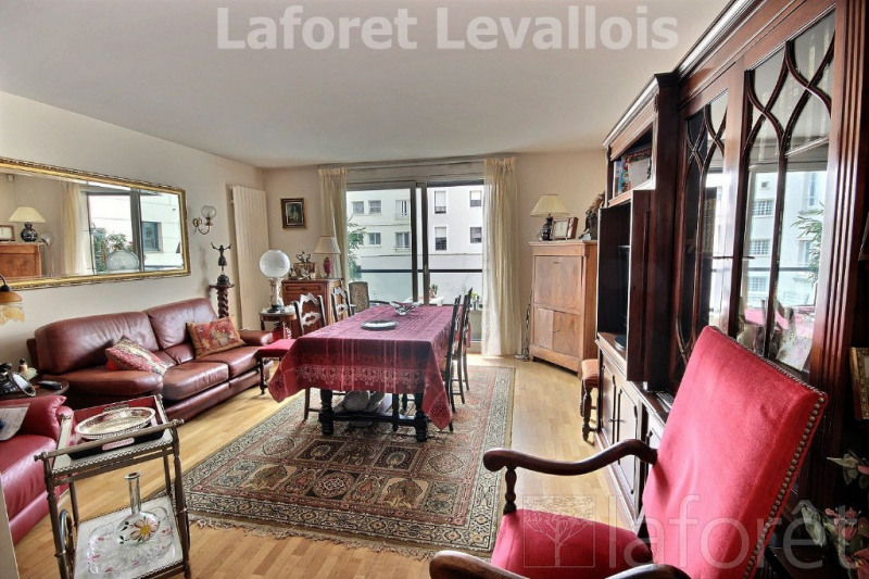 Vente appartement Levallois perret 862 000€ - Photo 2