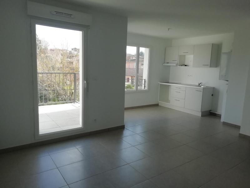 Rental apartment Jassans riottier 730€ CC - Picture 5