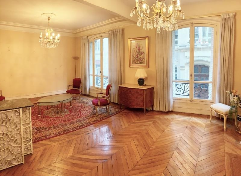 Vente de prestige appartement Paris 17ème 1 020 000€ - Photo 2