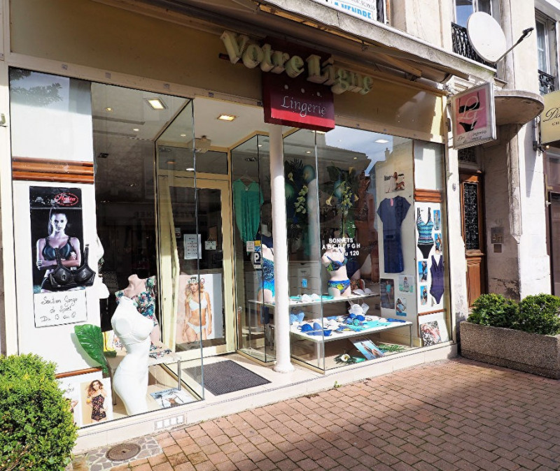 Vente boutique Melun 150 000€ - Photo 1