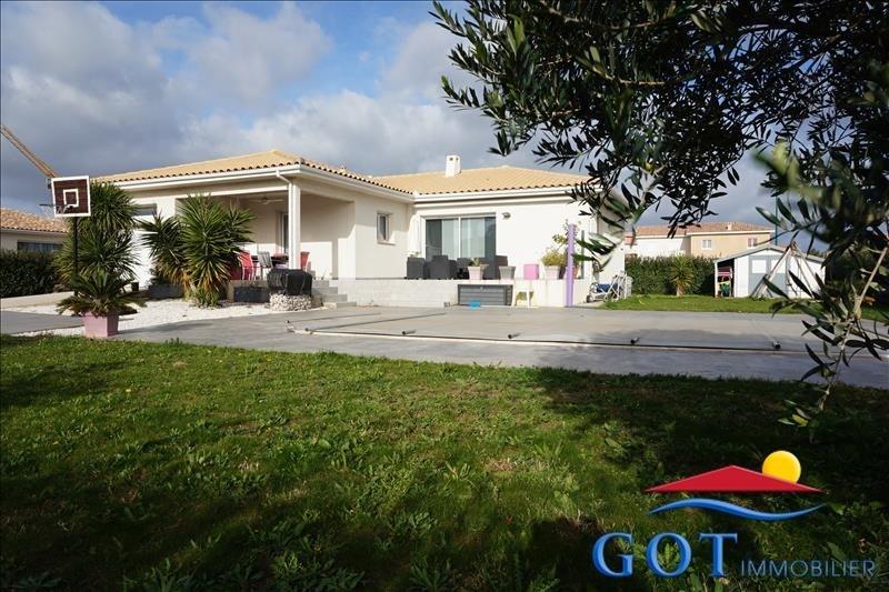 Revenda casa Bompas 445000€ - Fotografia 1