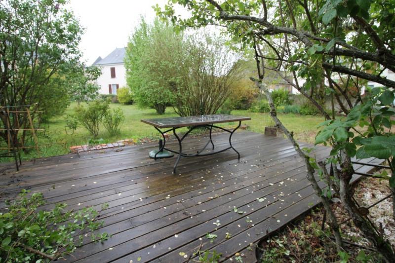 Vente maison / villa La chartre sur le loir 118600€ - Photo 5