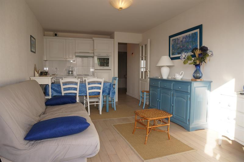 Vacation rental apartment Stella plage 445€ - Picture 1