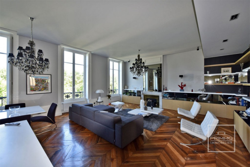 Vente de prestige appartement Lyon 6ème 1 040 000€ - Photo 4