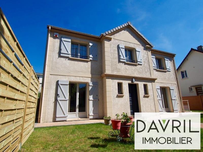 Sale house / villa Conflans ste honorine 627000€ - Picture 1