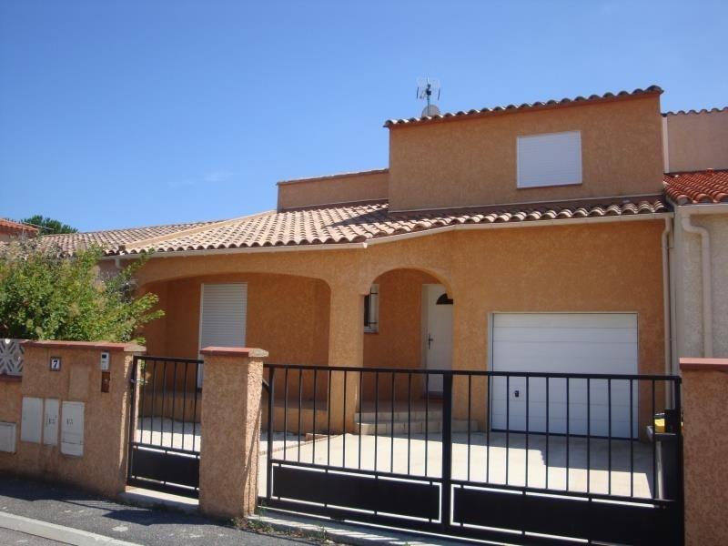 Rental house / villa Le boulou 920€ CC - Picture 1