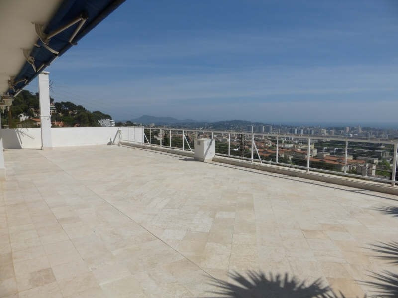 Vente de prestige appartement Toulon 635 000€ - Photo 1