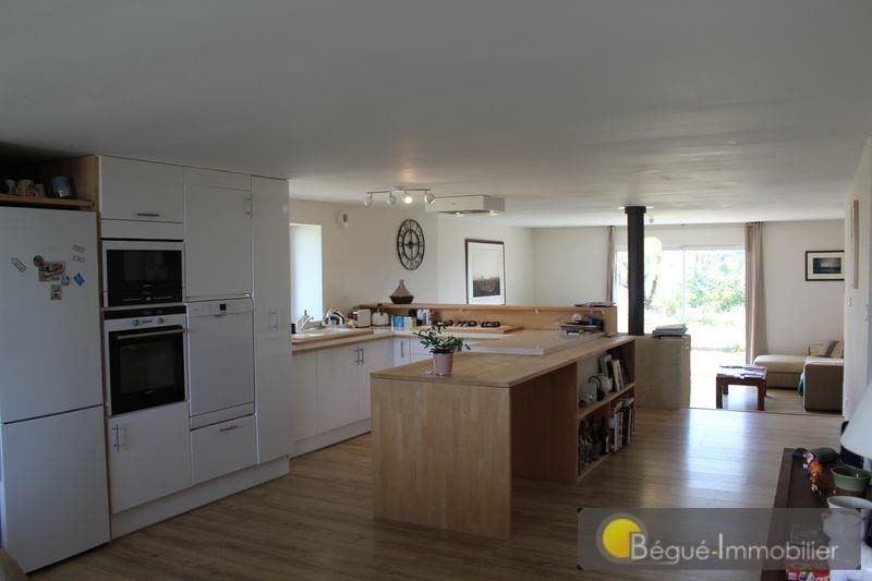 Sale house / villa 10 mns pibrac 434000€ - Picture 6